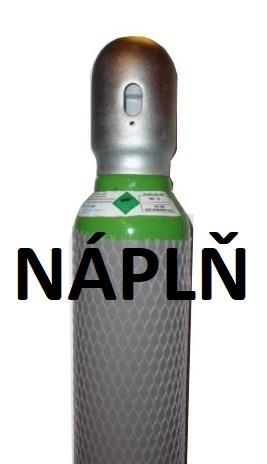 Náplň Argon mix 18 - 150 Bar  8l