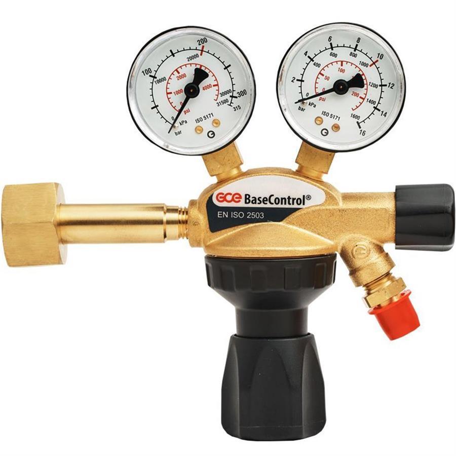 Redukční ventil Argon GCE BASE Control