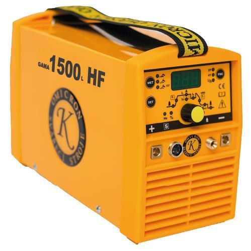 GAMA 1500L HF