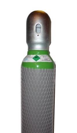 Tlaková láhev Argon - mix 8 litrů
