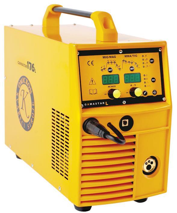 SET GAMASTAR  176L+ kabely 3m/25 + hořák 15/3m + ventil